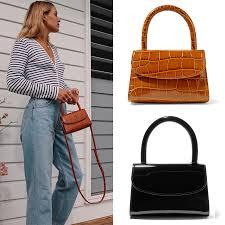 Designer Mini Crossbody Bag Us 17 83 50 Off Bolsa Feminina Fashion Alligator Top Handle Handbag Designer Women Crossbody Bag Mini Shoulder Messenger Bags For Women 2019 Sac In