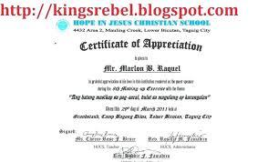 Examples Of Certificates Of Appreciation Wording Extraordinary Plaque Of Appreciation Template Army Certificate Examples Wording