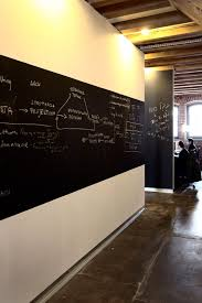 Three Ways to Use Chalkboard Paint in Your Office   Turnstone -- just gotta  have a chalkboard in my dream home!   for the walls   Pinterest   Chalkboard  ...