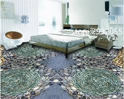 Us 177 41 Offbeibehang 3d Vloeren Behang Voor Muren 3 D Klassieke Mode Behang Behangpapier 3d Steen Vloertegels Papel De Parede Tapety In