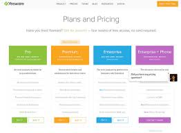 Pricing Chart Examples 20 Pricing Page Best Practices That Will Increase Your Sales
