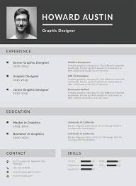 Excellent Resume Template 47 Best Resume Formats Pdf Doc Free Premium Templates