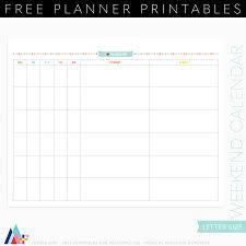 Planner Printables Misstiina Com