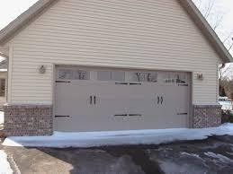 Sectional Steel Garage Door |