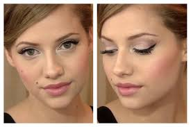 clic elegant prom makeup
