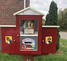 Middletown's South Fire has free books through Little Free Library