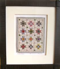 The Art of the Quilt: Ohio Star Variation miniature quilt by Kate ... & Ohio Star VaRIATION BY KATE ADAMS Adamdwight.com