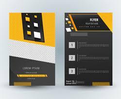 Free Editable Flyer Templates Flyer Ai Template Ohye Mcpgroup Co