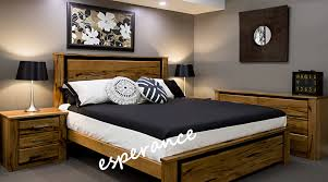 Superior Hardwood Bed Marri Beds Ballarat