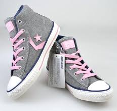 converse girls shoes. image is loading converse-girl-junior-sneaker-shoes-wool-grey-and- converse girls shoes
