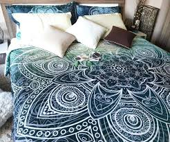 mandala comforter sacred mandala duvet cover set