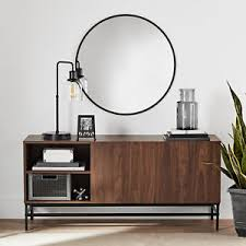 mid century modern furniture. Exellent Century Image Is Loading MidCenturyModernFurnitureWalnutEntrywayConsoleTable To Mid Century Modern Furniture