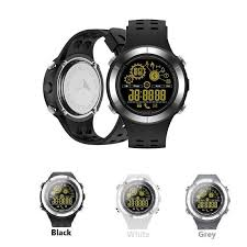 Waterproof Sport Wristwatch <b>EX32</b> Bluetooth <b>Smartwatch</b> Call SMS ...