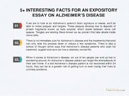 complete guide on how to outline an expository essay on alzheimer s d  6 5 interesting facts for an expository essay
