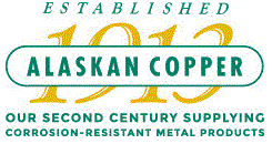 Alaskan <b>Copper</b> & <b>Brass</b> Company-Metals Distributor