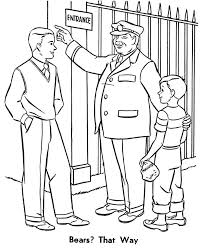 Small Picture 113 best Kids Zoo printables coloring pages clip arts images on