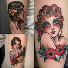 тату портрет девушки популярные тату с женскими портретами