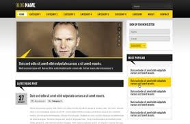 Blog Website Templates Amazing Free Blog Templates Blog Website Templates PHPJabbers