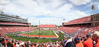 Illinois Seating Chart Football Illinois Football Tickets Vivid Seats