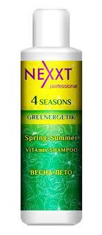 VITAmin <b>Шампунь</b> Greenergetik 4 сезона <b>весна</b>-<b>лето</b> 200мл