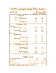 half sheet cake price walmart 8 cake pricing sheet for cakes photo fondant cake prices guide