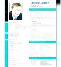 Cv Pattern Resume Template Filetype Docx Cv Sample File