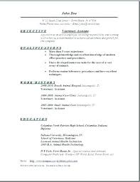 Cover Letter For Veterinary Technician Examples To Vet Assistant