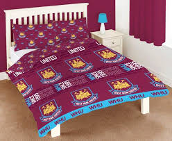Scooby Doo Bedroom Accessories West Ham United Fc Football Bedroom Accessories Choose One Or