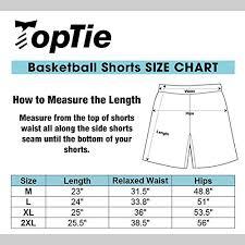 Basketball Shorts Size Chart Toptie Mens Basketball Shorts Flag Football Shorts No Pockets Mma Pro Shorts