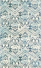 blue ikat rug blue rug west elm blue rug light blue ikat rug