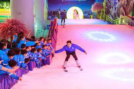5 địa điểm vui chơi cho bé ở TP.HCM ngày 1/6 – SnowTown Saigon