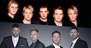 Westlife And Boyzone Members Have Formed A Sort Of Supergroup