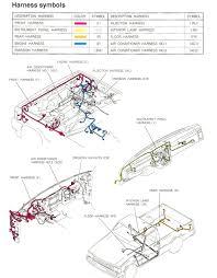 1989 mazda b2600i mazda wiring diagram wiring library 1991 mazda b2600i b2200 wiring diagram legend color codes