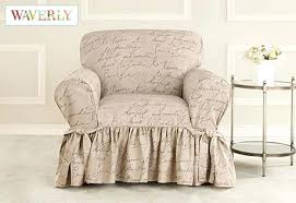 sure fit slipcover chair elegant slipcovers inside chair sure fit home decor designs 5 sure fit