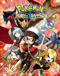 Pokemon Omega Ruby Alpha Sapphire Volume 1 Book -- CreateForLess