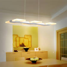 dining table lighting. kitchen suspended led pendant lights modern acrylic suspension hanging lamps dining table lighting for dinning