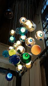 lighting bocci 2 glass ball chandeliers wonderfully magical lighting by bocci