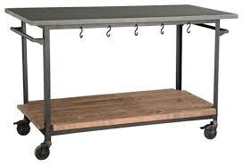 rolling kitchen island cart wine cabinet Modern Kitchen Furniture