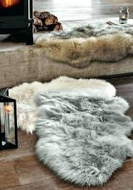 large faux fur rug faux fur rug luxury faux sheepskin rug from the next large faux fur rug
