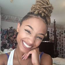 Loc Hairstyles 70 Awesome Shaved Hairstyles Black Women Faux Locs