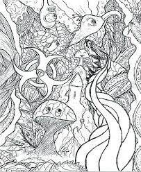 Trippy Coloring Book Coloring Pages Trippy Coloring Pages Unique