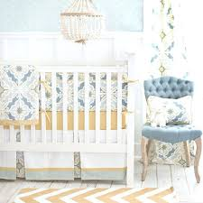 a land of nod baby bedding boy crib new arrivals inc starburst in gold