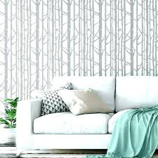large wall stencils birch tree stencil large wall for nursery large wall stencils australia large wall stencils