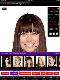Hairstyle Simulator App top 10 apps that let you try on different haircuts infinigeek 2793 by stevesalt.us