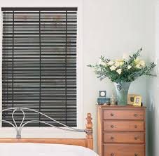 black wooden blinds. Black Wooden Venetian Blinds O