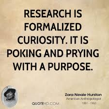 Famous Research Quotes