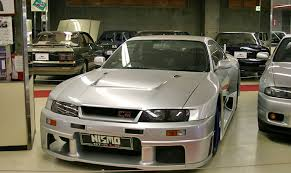 1996 NISMO Skyline GT-R LM Road Car | | SuperCars.net