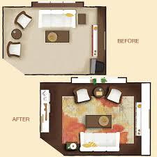 Blue Living Room Decorating Ideas Rustic Family Room Family Room Family Room Floor Plan