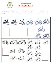 Counting Transportation Worksheets Worksheets for all | Download ...
