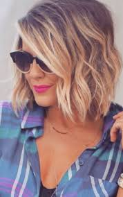 25 Trendige Mittellange Frisuren Ideen Auf Pinterest